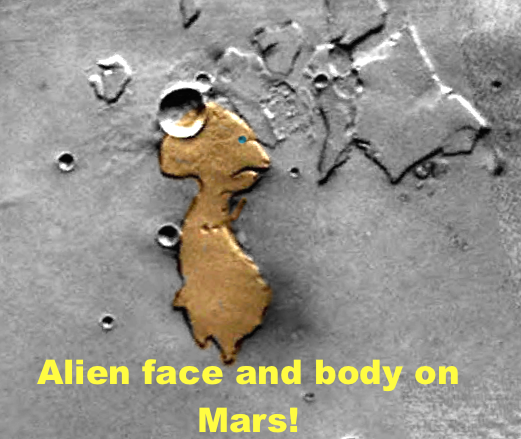 Base Found On Mars - Pics about space