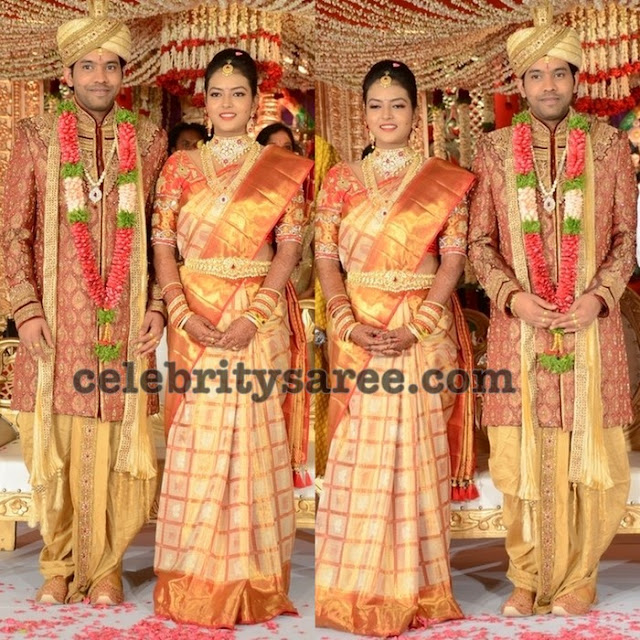 Sana Yadhireddy Son Wedding
