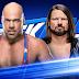 Kurt Angle irá enfrentar AJ Styles no próximo episódio do SmackDown