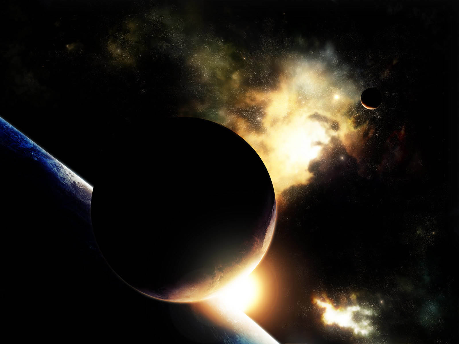 Wallpapers Outer Space
