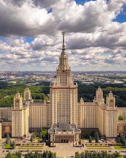 منح الحكومة الروسية للدراسات العليا والماجستير 2018