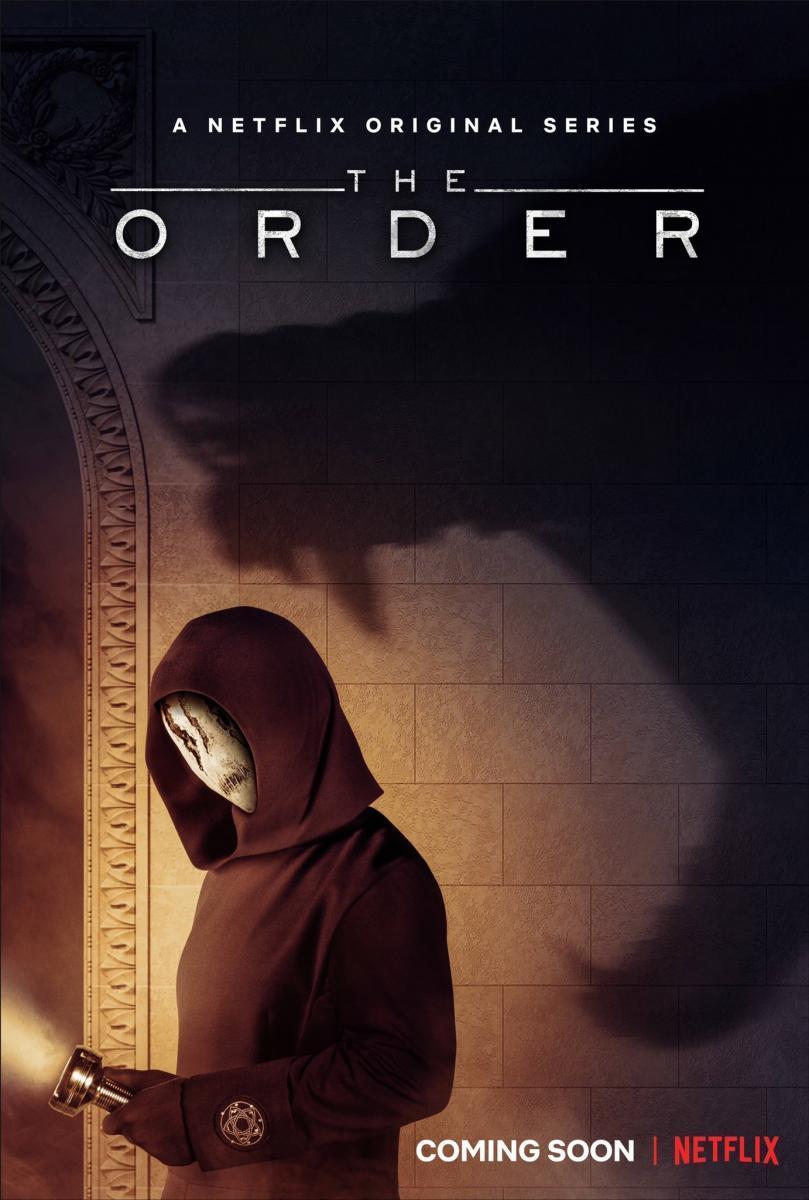 The Order Temporada 1 Ingles Subtitulado // Latino 720p