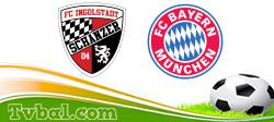 Ingolstadt vs Bayern Munich