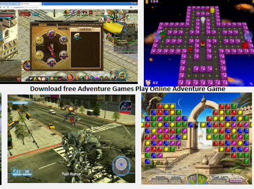 Download Free Adventure Games Play Online Adventure Game