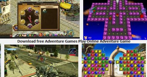 Adventure Online