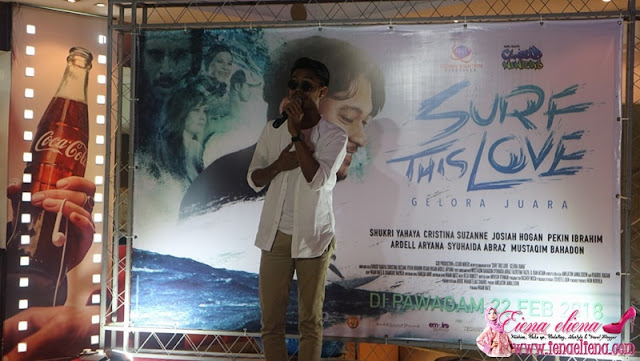 Malam Gala Filem Surf This Love