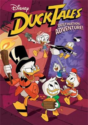 DuckTales Destination Adventure! 2018 DVD R4 NTSC Latino