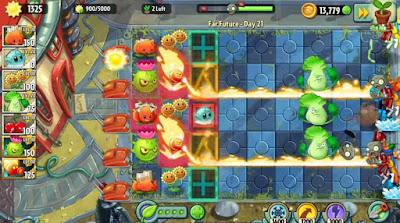 لعبة Plants vs Zombies 2 للاندرويد, لعبة Plants vs Zombies 2 مهكرة, لعبة Plants vs Zombies 2 للاندرويد مهكرة
