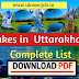 Famous Important Lake in Uttarakhand | Uttarakhand General Knowledge Question