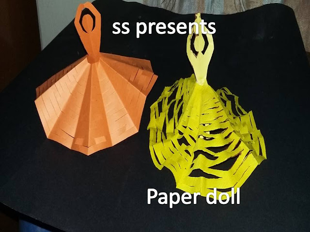 Here is Images for paper dancing doll,how to make a doll with waste material,doll making at home,how to make doll with plastic bottle,how to make a doll with socks,doll with tissue paper,how to make a sock doll without sewing,How to make Dancing Doll with paper