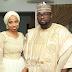 Lovely wedding photos of Abdullahi Abubakar, son of Bauchi State Governor and Khadija Harazimi