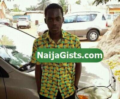 nigerian student stabbed death ghana