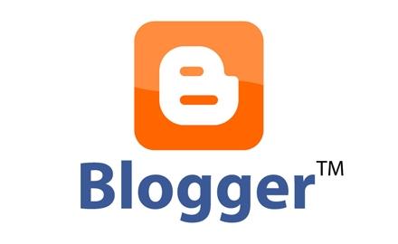 Blogger Blogspot Google Logo
