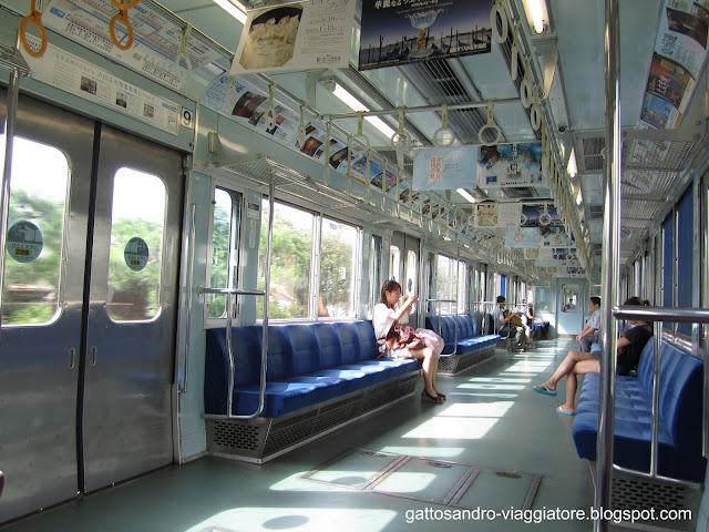 Treno per Enoshima