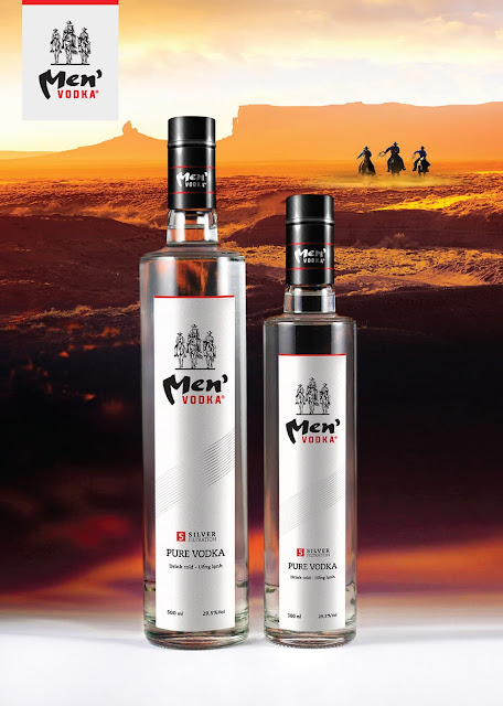 Rượu vodka men 39.5 %