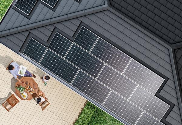 Marketing e comunicazione panasonic simulazione impianto - Esposizione solare casa ...