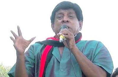 Actor Singamuthu Comedy Speech – Teasing Karunanidhi, Vijayakanth and Vaiko