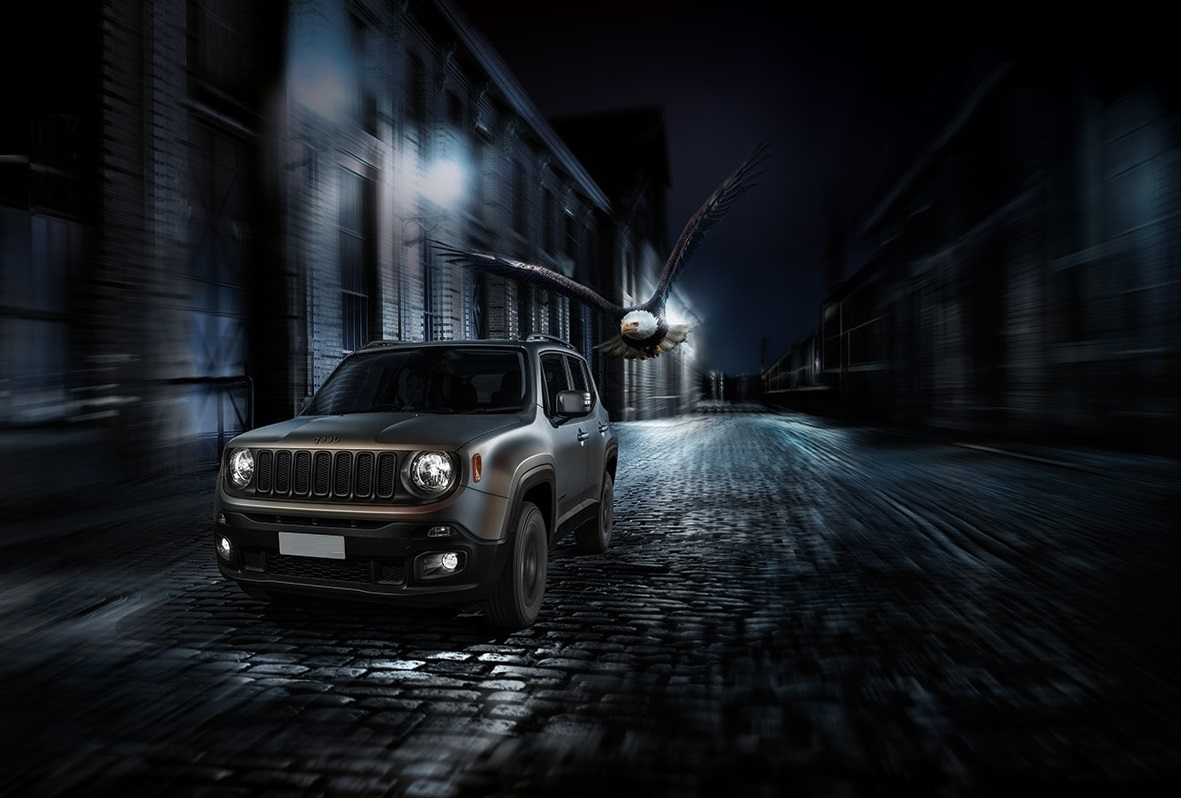 Jeep Announces Renegade Night Eagle Limited Edition Car Reviews