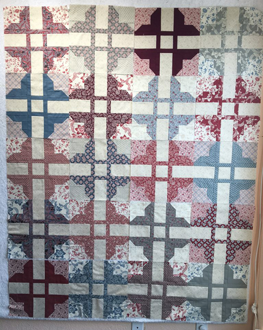 Enchanted Quilt Free Tutorial