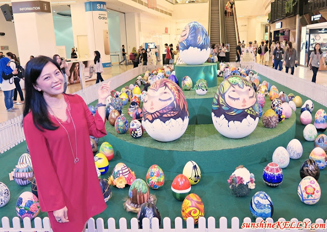 388 Eggmonium Hits Avenue K in Celebration of 2017 World Egg Day
