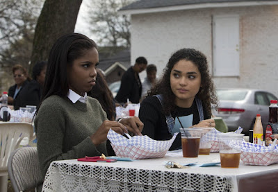 Star TV Series Ryan Destiny and Brittany O'Grady (13)