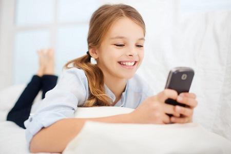 Çocuklar İçin Akıllı Telefon Üretildi