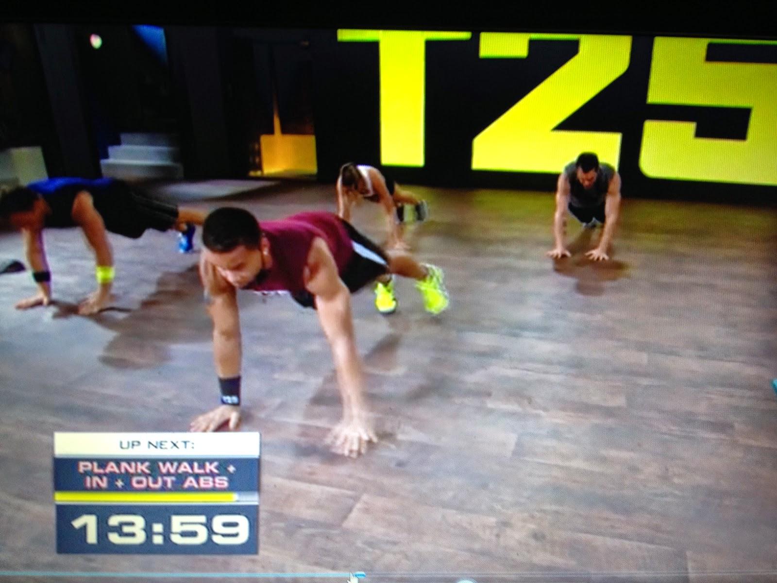 Run-Hike-Play: Focus T25 Alpha Total Body Circuit & Ab Intervals