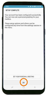 Set Up Voicemail On Samsung Galaxy