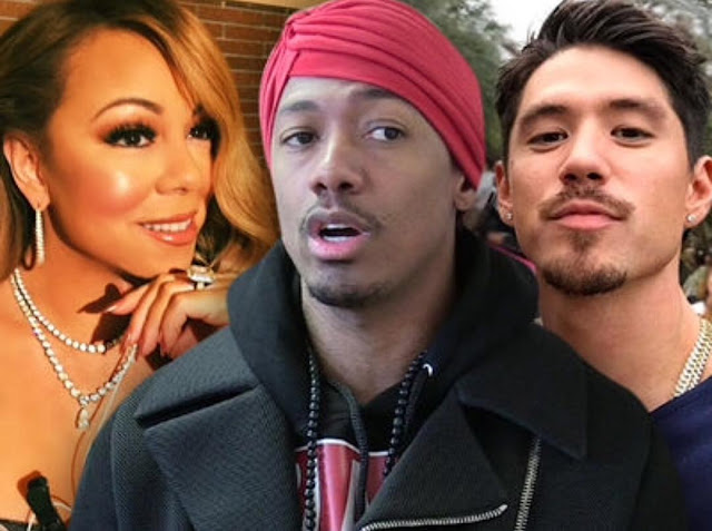 Mariah Carey breaks up with new boyfriend for being jealous over her cordiality with ex husband