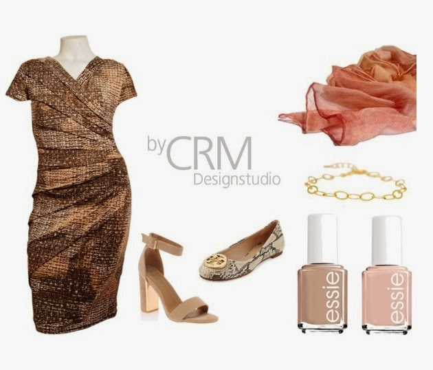 da975fb7e251 Smukke draperede kjoler – byCRM SS15 – byCRM blog