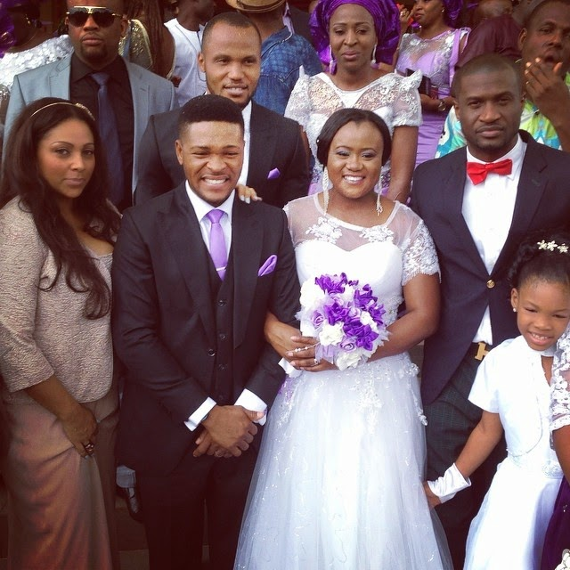 psquare sister wedding pictures