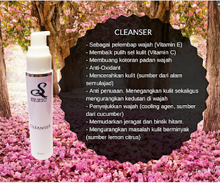 Cleanser SeqyBeauty