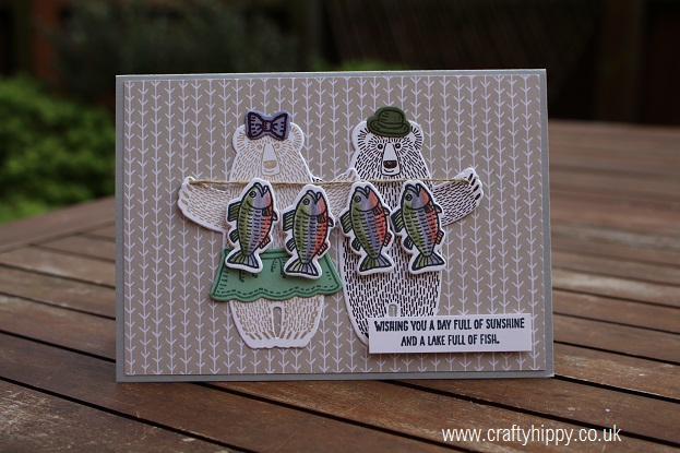 Bear Hugs, Stampin' Up!