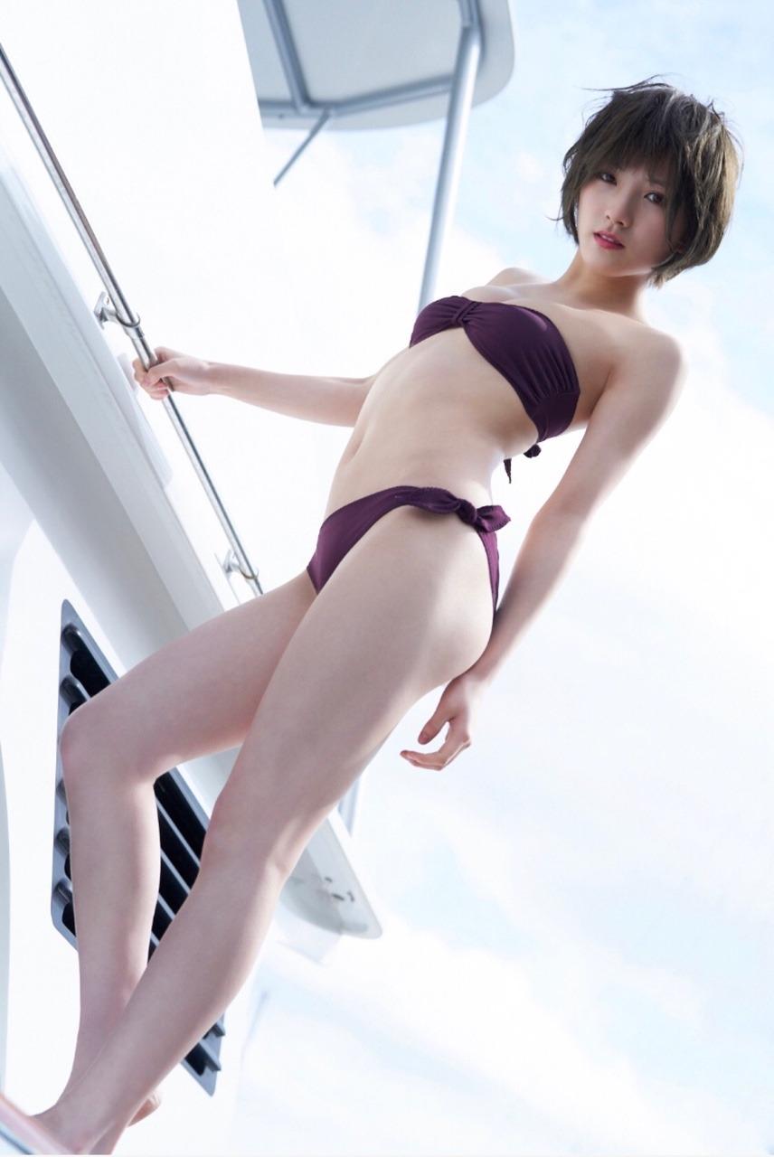 Okada Nana 岡田奈々, WPB MobileWeb Version 2018年3月12日 (蔵出し未公開グラビア)