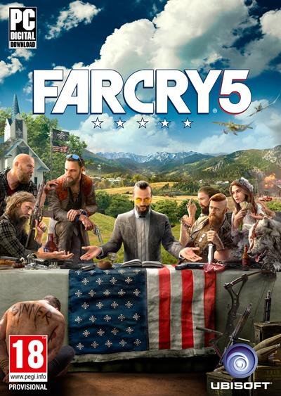 โหลดเกมส์ฟรี Far Cry 5