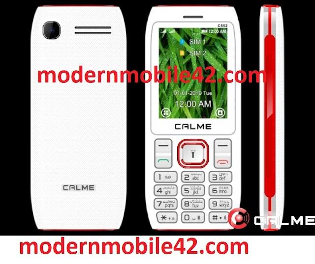 calme c552 flash file download