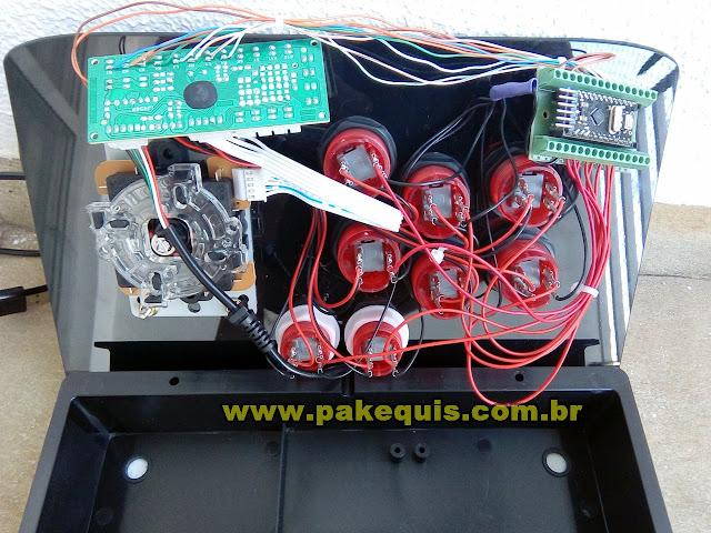 Arcade control Box