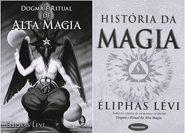 dogma e ritual de alta magia, história da magia, eliphas levi