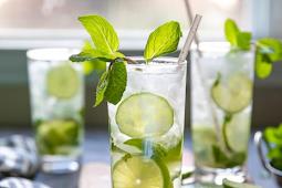 Classic Mojito Recipe #healthydrink #easyrecipe