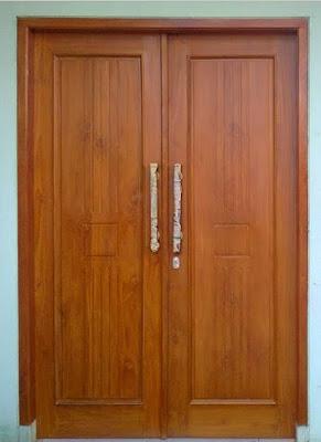 70 Koleksi Gambar Rumah Sederhana Pintu 2 Terbaik