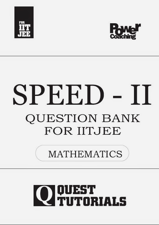 MATHEMATICS QUESTION BANK FOR IIT-JEE