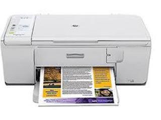 Image HP Deskjet F4213 Printer