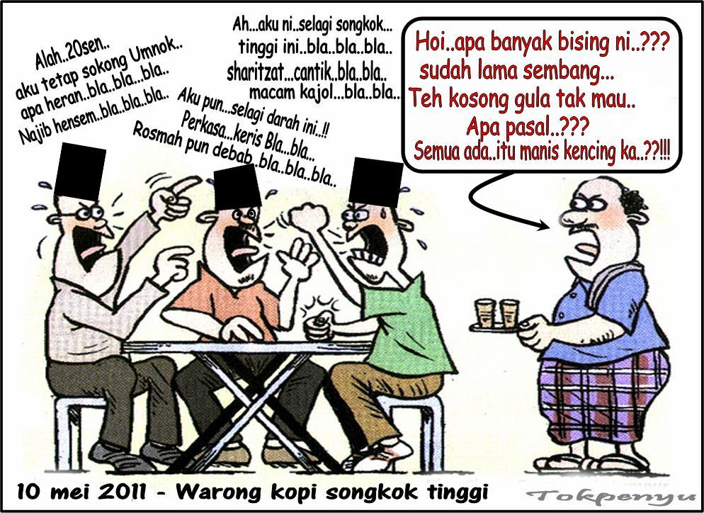 Orang ni: 10 MEI 2011 - WARONG SONGKOK TINGGI