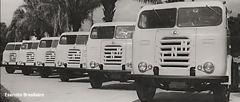 Armas Nacionais - Modelismo & História: D11000 FNM - Alfa Romeo Militar