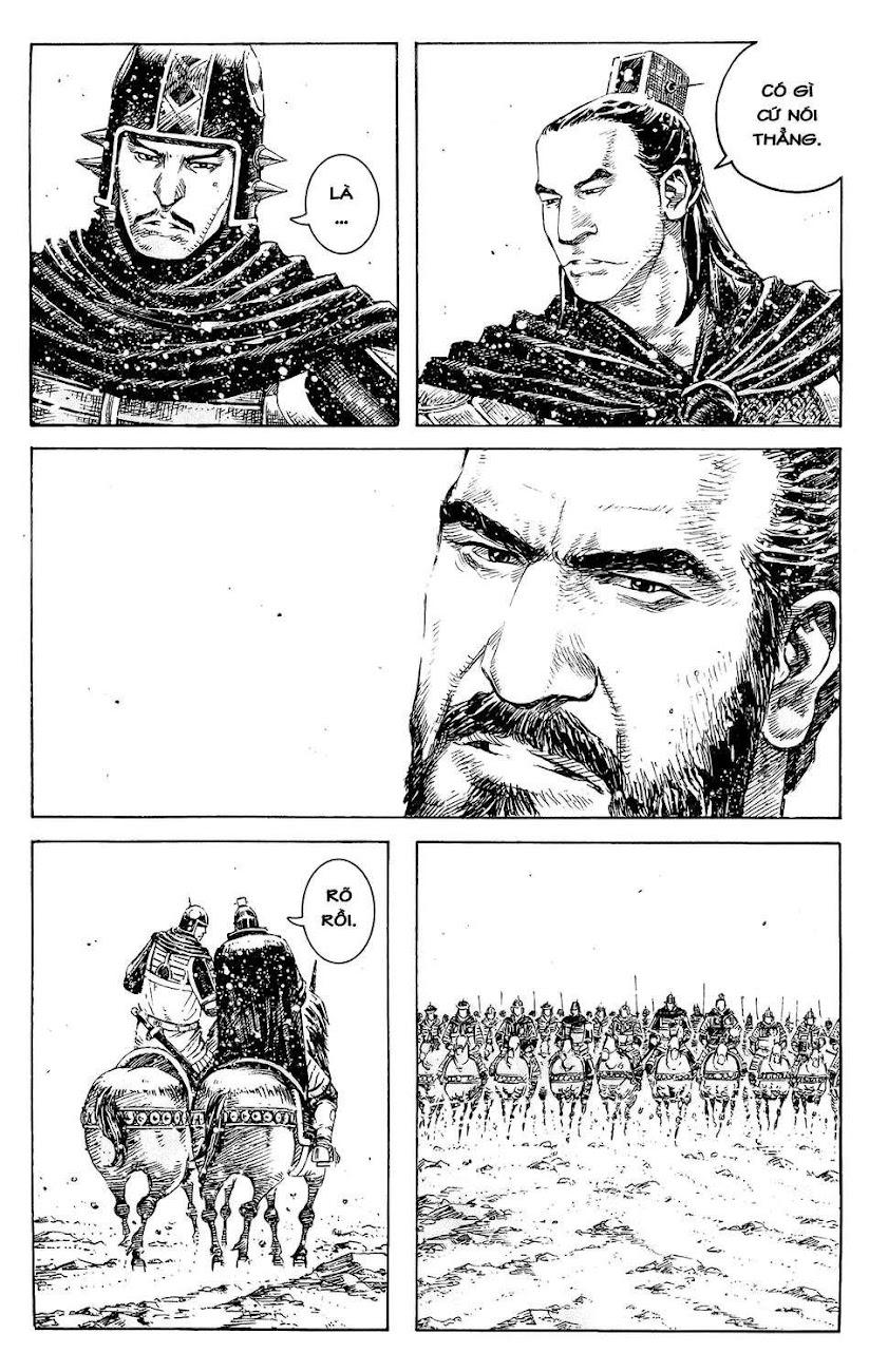Hỏa phụng liêu nguyên Chương 350: Lại thêm kẻ địch [Remake] trang 4