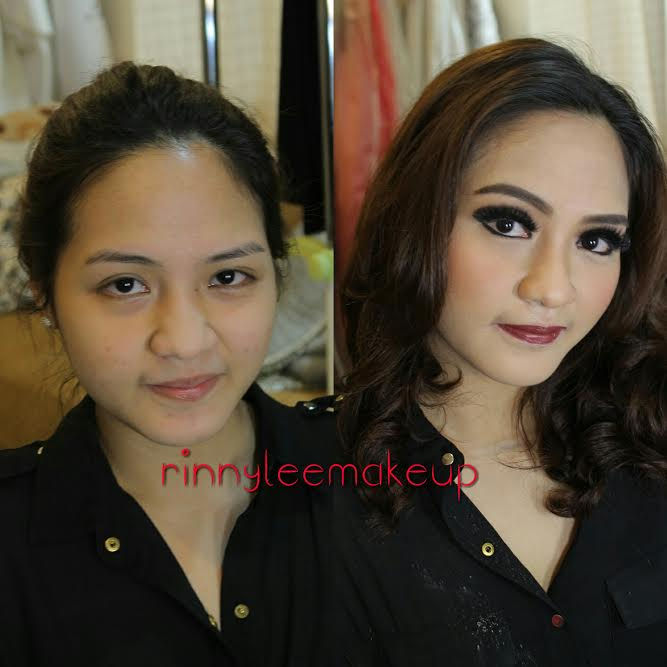 MAKE UP ARTIST JAKARTA RINNY LEE, MAKE UP BRIDE JAKARTA: MAKEUP HAIRDO ...
