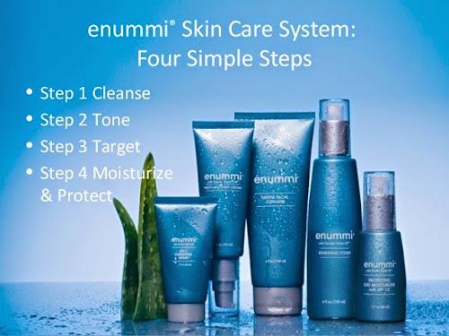 foto 4Life Enummi Skin Care System (Set 5 in 1) 4Life Malaysia