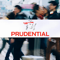 UK blue chip stock : LSE:PRU Prudential plc stock price chart