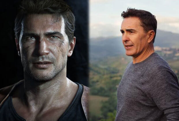 Nolan North for his role Nathan Drake in Uncharted 4