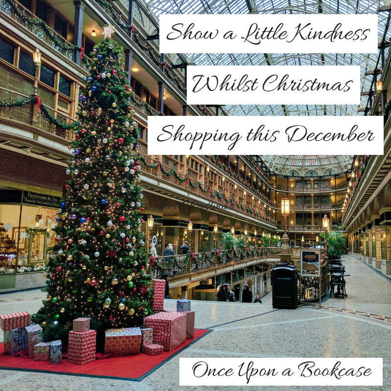 Show a Little Kindness While Christmas Shopping this Christmas